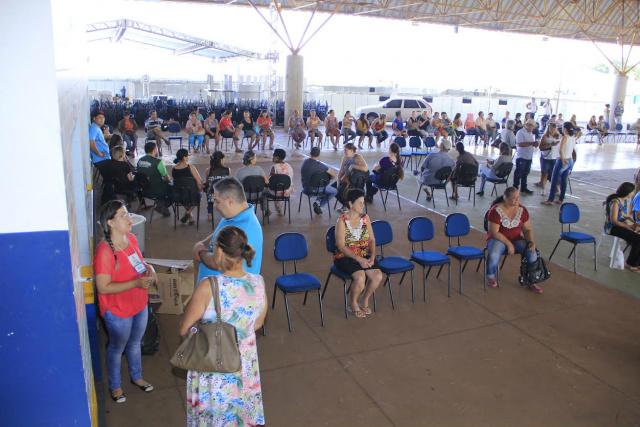 Atendimentos serão feitos no Complexo Jorjão, no Jardim Água Boa - Crédito: Foto: Divulgação