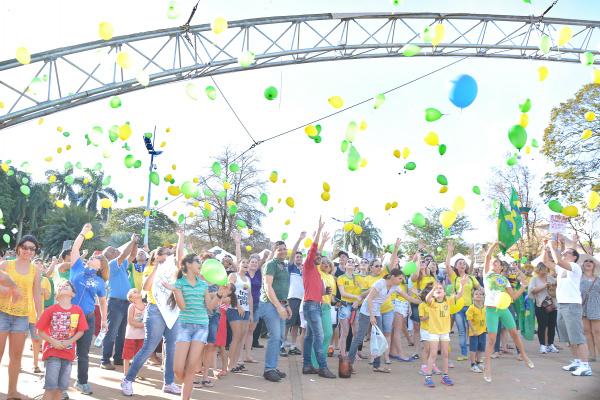 População poderá assistir na Praça. Foto: Marcos Ribeiro -