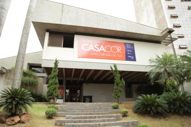 Casa Cor MS será aberta em junho deste ano, em Campo Grande. - Crédito: Foto: Divulgação
