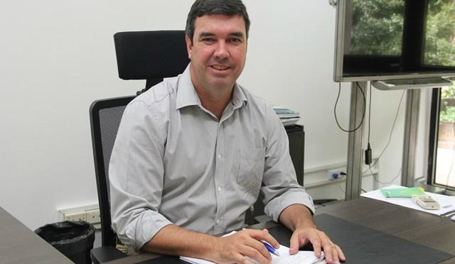 Eduardo Riedel, cumpre agenda nesta quinta-feira - Crédito: Foto: Chico Ribeiro/ Divulgação
