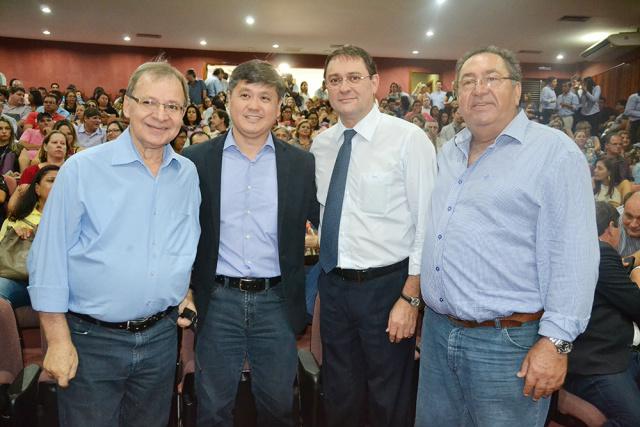 Lançamento do Programa Agrinho 2016, aconteceu ontem - Crédito: Foto: Divulgação