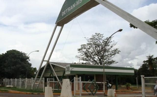 Sistema de banco do Detran-Sede está fora do ar. - Crédito: Foto: Divulgação