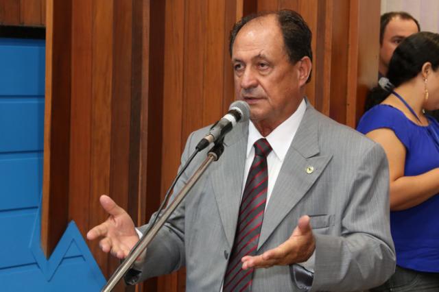Primeiro secretário da Assembleia Legislativa, Zé Teixeira - Crédito: Foto: Divulgação