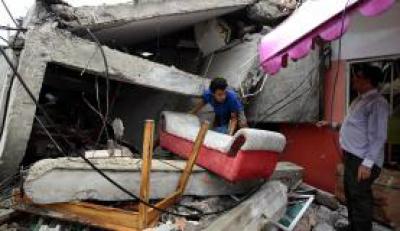 Número de mortos em terremoto no Equador sobe para 272 -