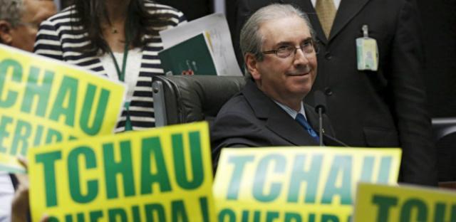 O presidente da Câmara dos Deputados, Eduardo Cunha - Crédito: Foto: Divulgação
