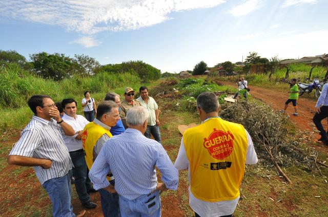Mutirão coordenado pela Prefeitura faz parte da programação do Governo do Estado, na Caravana da Saúde. - Crédito: Foto: A. Frota