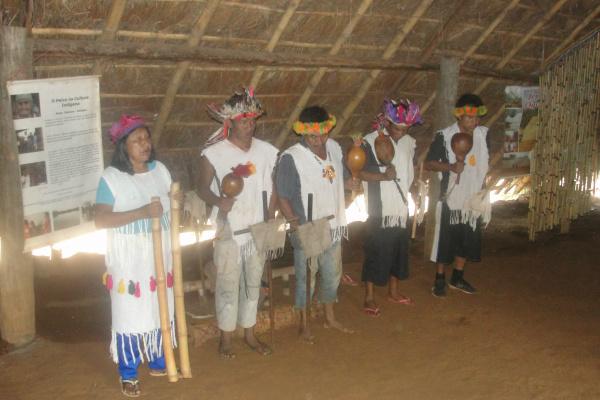 A reserva de Dourados é também a única do País que reúne três etnias no mesmo espaço: Guarani, Caiuá e Terena. - Crédito: Foto Cesar Cordeiro