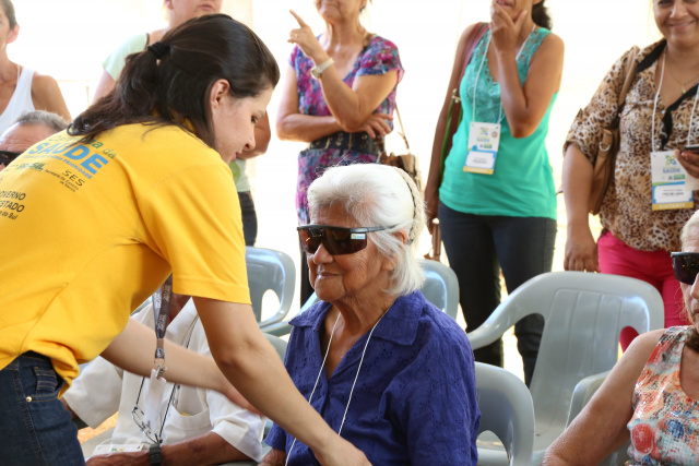Ações da Caravana da Saúde persistem até o dia 26 de abril. - Crédito: Foto: A. Frota/Assecom