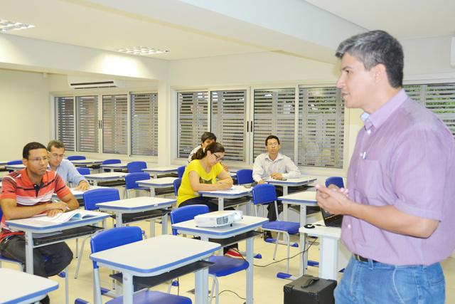 Curso de pós-graduação do IEL. - Crédito: Foto: Divulgação
