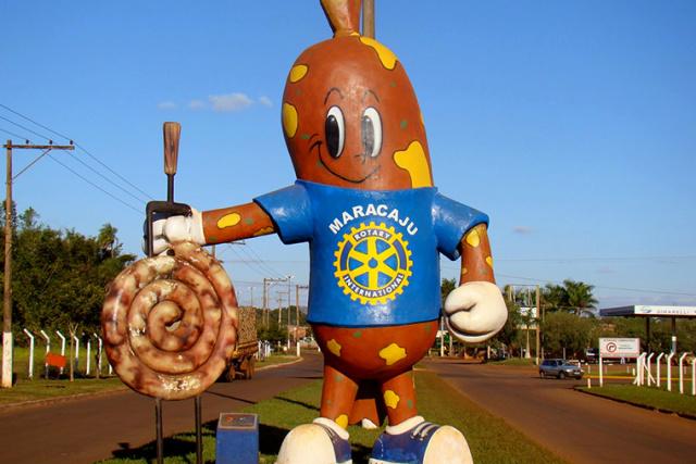 Festa será realizada 29, 30 de abril e 01 de maio no Parque de Exposições de Maracaju. - Crédito: Foto: Divulgação