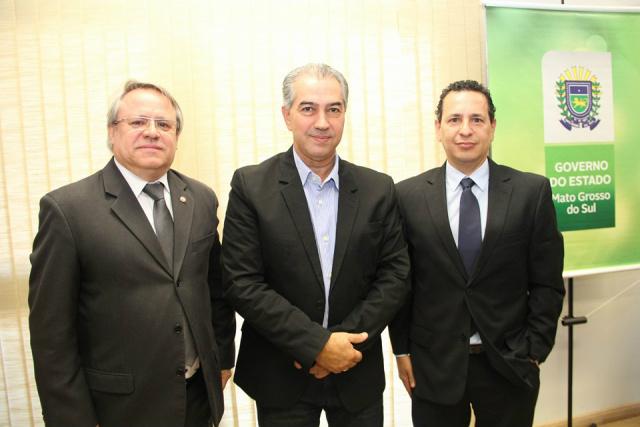 Novo procurador-Geral de Justiça Paulo Cezar dos Passos, já nomeado pelo governador Reinaldo. - Crédito: Foto: Elvio Lopes