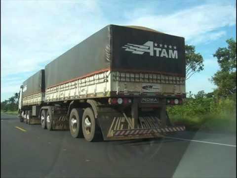 Grupo domina caminhoneiro em rodovia para roubar veículo -