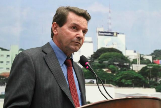 Vereador Silas Zanata - Crédito: Foto: Divulgação