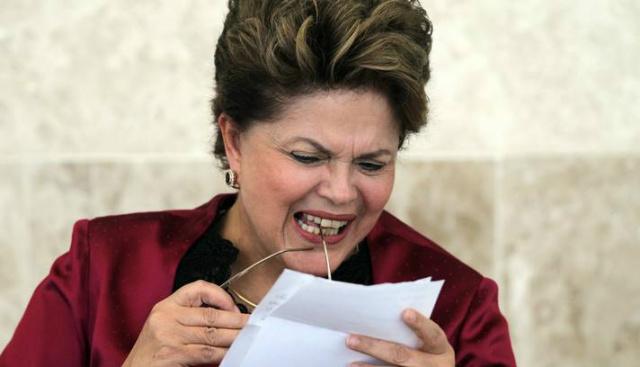 Oito em cada 100 dizem que impeachment de Dilma é melhor saída. - Crédito: Foto: Divulgação