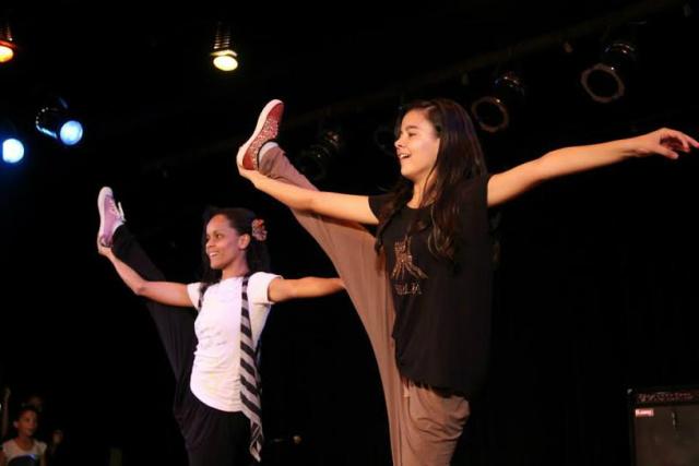As atividades acontecem no  Projeto Calçadão Cultural. - Crédito: Foto: Divulgação