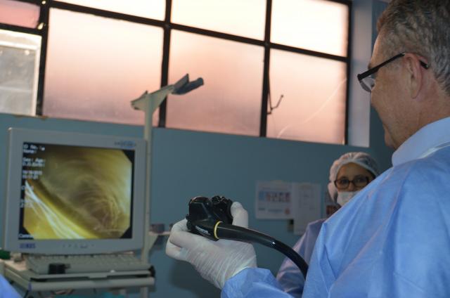 Exames de colonoscopia para prevenção de câncer colorretal serão realizados no Hospital Regional de Campo Grande neste mês de maio. - Crédito: Foto: Divulgação