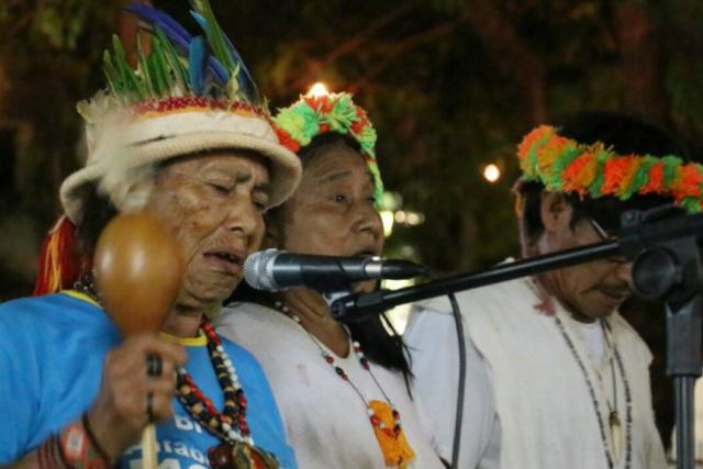 Programação da Semana dos Povos Indígenas  vai até sexta. - Crédito: Foto: LECA