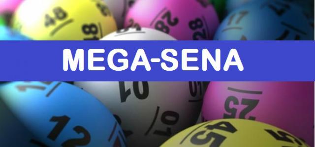Mega-Sena pode pagar prêmio de R$ 6 milhões nesta quarta. - Crédito: Foto: Divulgação
