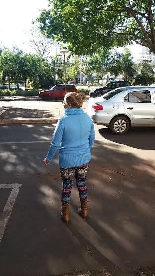 Frio chegou para valer em Mato Grosso do Sul -