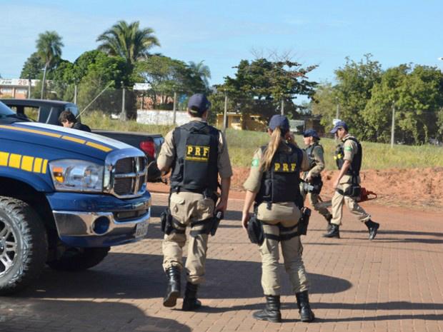 Apesar do baixo efetivo, a produtividade dos PRFs no estado é destaque no país. - Crédito: Foto: Divulgação