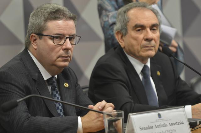Presidente da Comissão, Raimundo Lira - Crédito: Foto: Antonio Cruz/ Agência Brasil