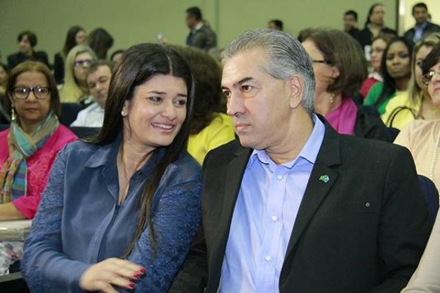 Rose Modesto, vice-governadora, pode ser indicada pelo PSDB para disputar a Prefeitura da Capital. - Crédito: Foto: Divulgação