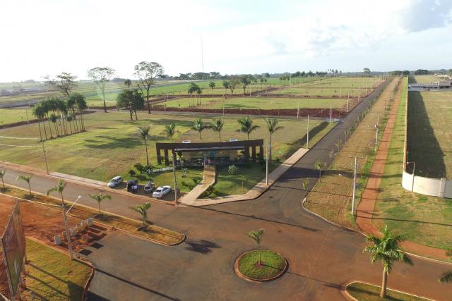 Vista parcial área do Jardim das Palmeiras  entre os condomínios Ecoville e Porto Madero. - Crédito: Foto: Divulgação