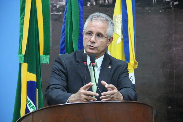 Vereador Sergio Nogueira. - Crédito: Foto: Thiago Morais/CMD