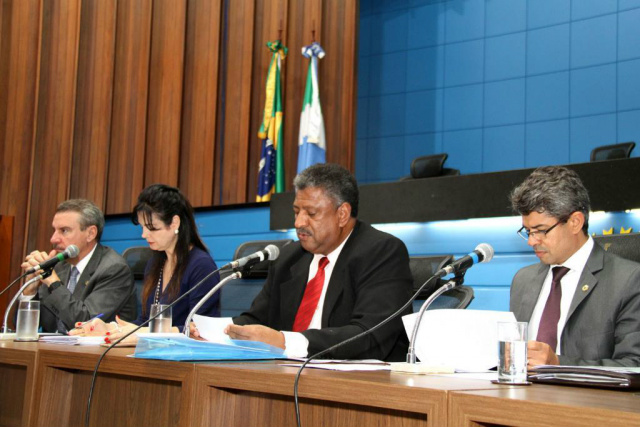 A reunião da comissão está marcada para às 14h desta quinta-feira. - Crédito: Wagner Guimarães/ALMS/Divulgação