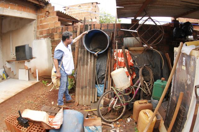 Ações de combate ao Aedes. - Crédito: Foto: Divulgação