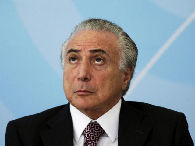 Michel Temer diz que não concorrerá à reeleição. - Crédito: Foto: Divulgação