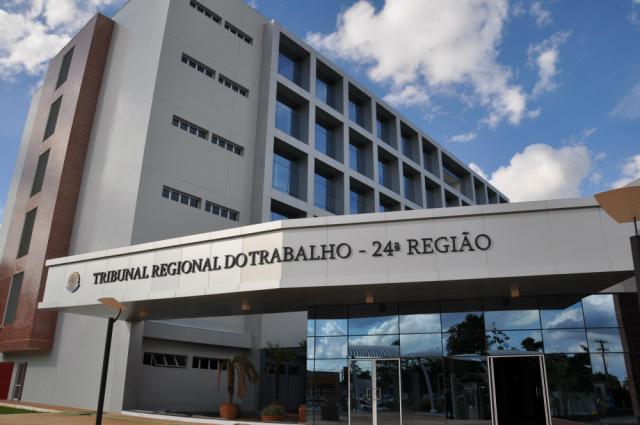 Tribunal Regional do Trabalho da 24ª Região - Crédito: Foto: Divulgação