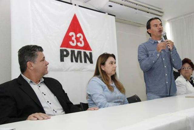 PMN caminhará ao lado do deputado Marquinhos Trad rumo à prefeitura mas terá chapa pura para a Câmara de Vereadores. - Crédito: Foto: Divulgação