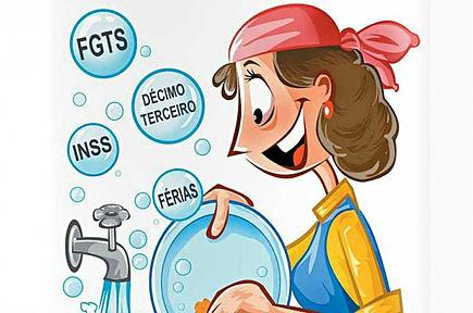 Você sabe o que é preciso pra registrar sua empregada doméstica legalmente? -