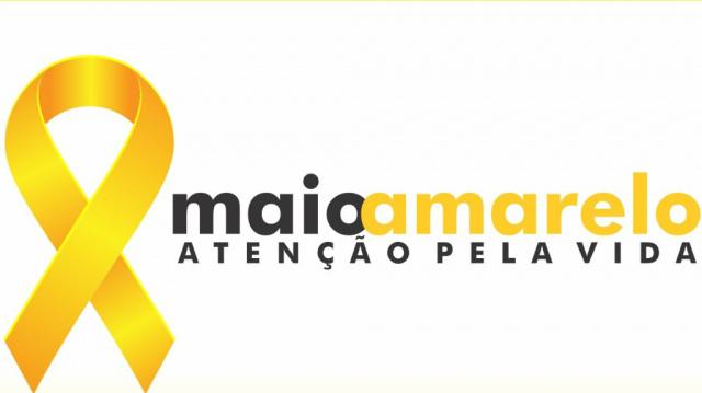 """Dourados inicia ações do """"Maio Amarelo"""". - Crédito: Foto: Divulgação"""