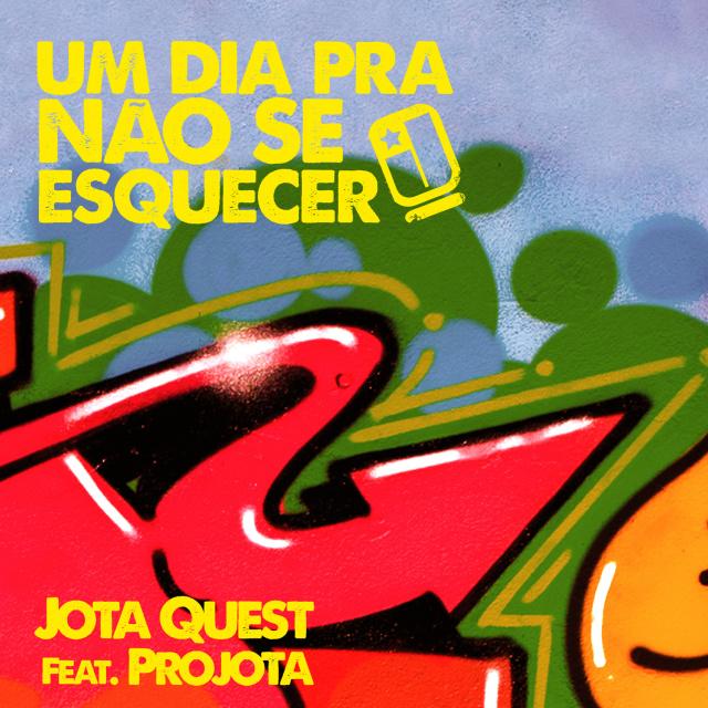 Jota Quest lança novo single com participação de Projota. - Crédito: Foto: Divulgação