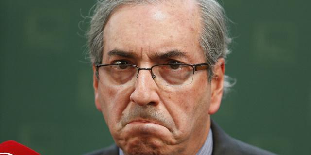 Cunha diz que só sai da presidência da Câmara em 2017. - Crédito: Foto: Divulgação