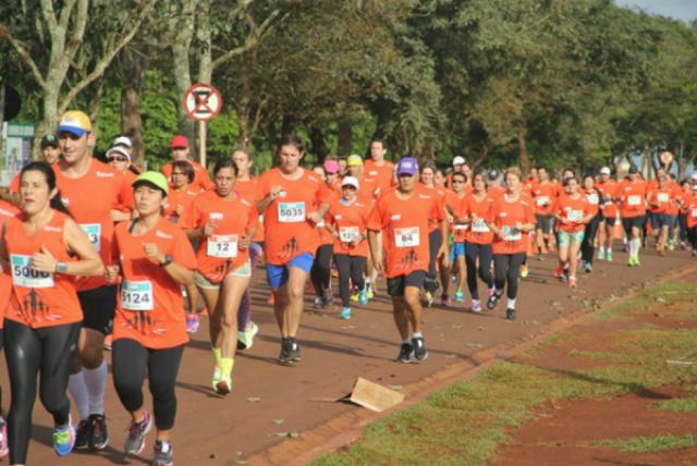 Esta é a edição 2016 da corrida que entrou no calendário esportivo da maior cidade do interior de MS. - Crédito: Foto: Divulgação