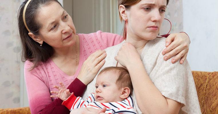 Sintomas de depressão pós-parto atingem 26% das mães  -