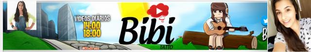 """""""A minha cabeça não para de pensar em novas séries e novos conteúdos para o meu canal"""", diz Bibi. - Crédito: Foto: Divulgação/Canal Bibi Tatto"""