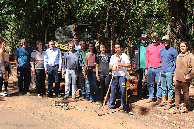 Prefeitura em parceria com UEMS vai revitalizar Horto Florestal - Crédito: Foto: Paulo César