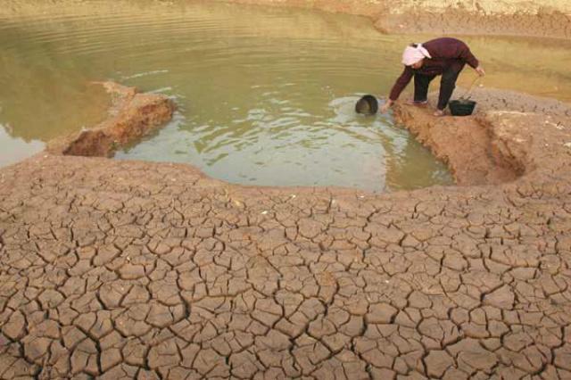 Escassez de água pode reduzir crescimento econômico em 6%, diz Banco Mundial. - Crédito: Foto: Divulgação