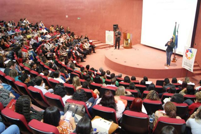 Direitos Humanos é foco de colóquio estadual realizado pela Sedhast. - Crédito: Foto: Jô Santana/Divulgação