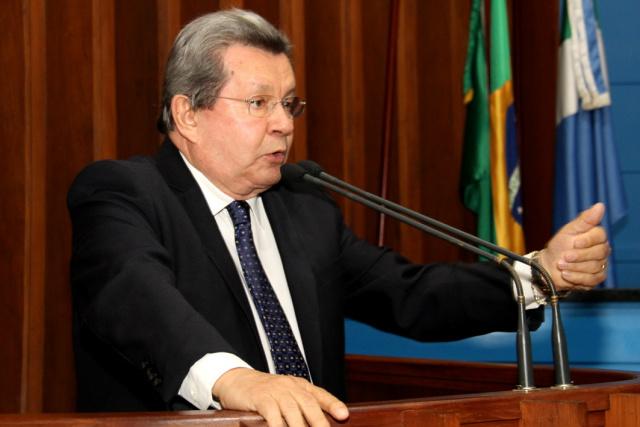 Vice-presidente da Assembleia, deputado estadual Onevan de Matos , defendeu ontem o apoio do PSDB ao governo Temer. - Crédito: Foto: Divulgação