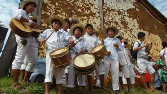 Grupo de Danças Tradicionais de San José de Chiquitos da Bolívia resgata a cultura. - Crédito: Foto: Divulgação