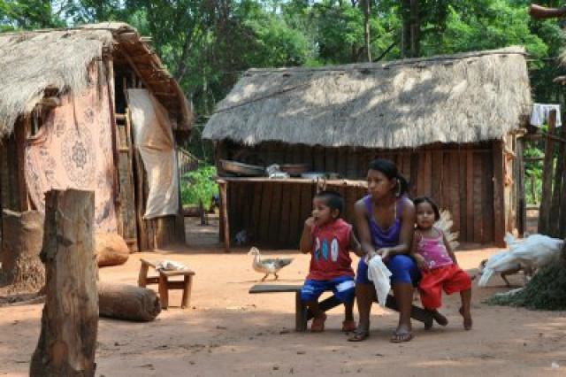 Acordo homologado atende terra indígena em Paranhos - Crédito: Foto: Divulgação