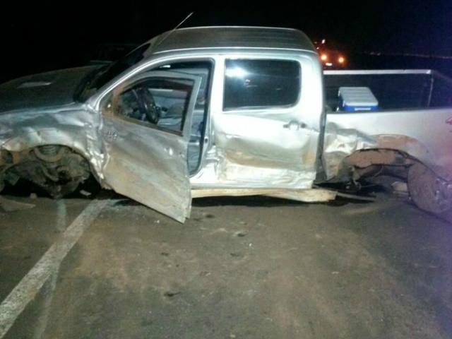 Homem que apresentou embriaguez estava em uma Toyota Hilux. - Crédito: Foto: Divulgação