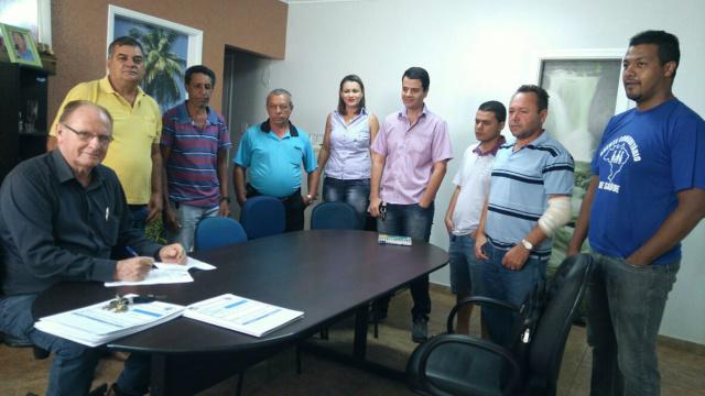 A reunião aconteceu quinta feira - Crédito: Foto: Divulgação