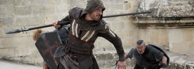 Assassin's Creed chega aos cinemas no dia 21 de dezembro nos EUA e em 19 de janeiro de 2017 no Brasil. - Crédito: Foto: Divulgação