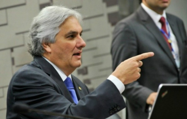 Senador Delcídio Amaral - Crédito: Agência Brasil
